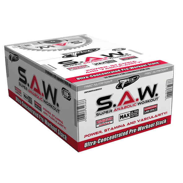 trec nutrition saw super anabolic workout 200g